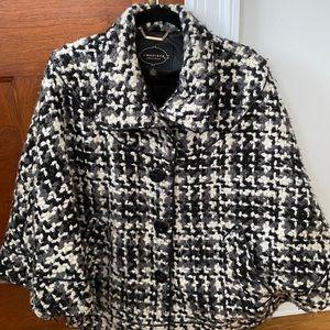 Gorgeous wool poncho
